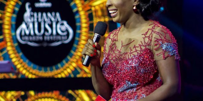 Naa Ashorkor At 2016 Vgma