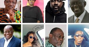 100 Most Influential Ghanaians 2016